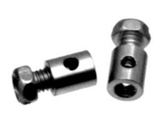 Serre-cables ᴓ6 Algi 7mm par 25 - 880118