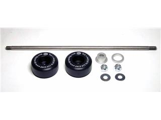 Protection de fourche R&G RACING noir KTM