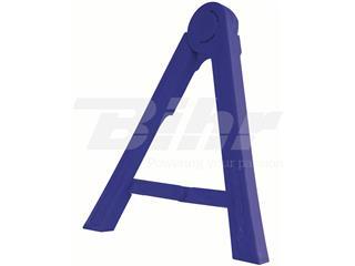 Triângulo lateral de plástico Polisport azul