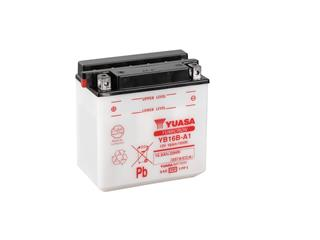 Batterie YUASA YB16BA-1 conventionnelle - 32YB16BA1