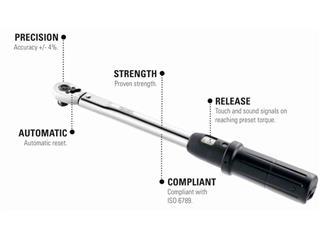 "EXPERT Torque Wrench 1/4"" 5-25Nm - 5d373563-aaed-4af6-beba-6bd3fd3bf951"