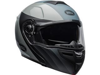 BELL SRT Modular Helmet Presence Matte/Gloss Black/Gray Size L - 5d54e0bd-ef5e-408c-a3ef-653f6abce9e9