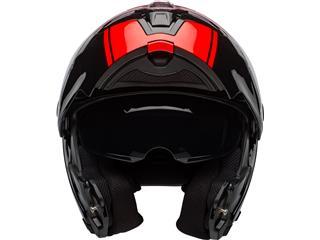 BELL SRT Modular Helmet Ribbon Gloss Black/Red Size XXL - 5d79743d-b9c4-4efc-b970-b297aee7942b