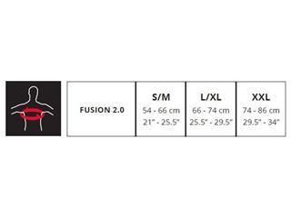 Gilet de protection intégral LEATT Fusion 2.0 Junior blanc/noir taille L/XL - 5dd7eda4-b8fd-4faa-a59f-a3bf8cecdb73
