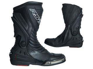 RST Tractech Evo 3 CE Boots Sports Leather White/Black 47 - 5e017393-75d0-4313-9f72-5d96296e5f4f