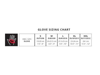 LEATT GPX 4.5 Lite Black/White Gloves Size L (EU9 - US10) - 5e1e7549-4e3c-489d-9c98-1478ddb05d9f