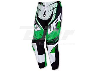 Pantalones UFO Voltage verde talla 46 PI04377A46