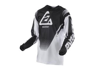 Maillot ANSWER Syncron Air Drift blanc/noir taille M