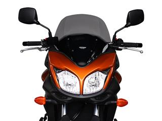 MRA Touring Windshield Smoked Suzuki DL650 V-Strom