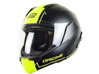 ORIGINE Riviera Dandy Helmet Black/Yellow Size S
