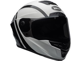BELL Star DLX Mips Helmet Tantrum Matte/Gloss White/Black/Titanium Size M - 5f22d202-9acf-4160-8dec-1ed6e532aa20