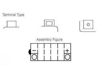 Batterie YUASA YB14L-A2 conventionnelle - 5f2997b2-df41-404c-8661-d4164069e49f