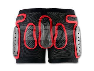 Pantalones cortos UFO con protecciones blanco talla S PI06281KS