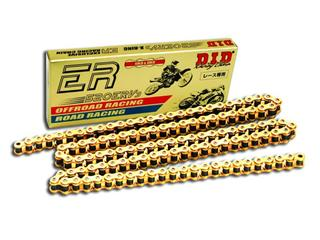 D.I.D 520 ERV3 Transmission Chain Gold/Gold 114 Links