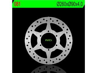 NG 081 Brake Disc Round Fix