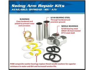 Kit réparation de bras oscillant ALL BALLS Kawasaki KX250F/Suzuki RMZ250 - 5fa5c157-ebd0-4024-a01a-4933eb4c5939