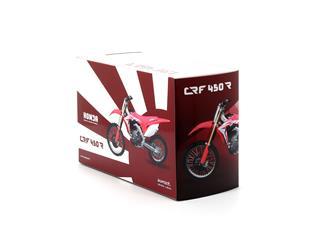 Modèle réduit 1:12ème Honda CRF450R 2018 - 607de900-bea7-4801-be97-97fdbbe37735