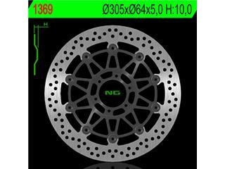 NG 1369 Brake Disc Round Floating KTM 950 Supermoto/SM R/SM T