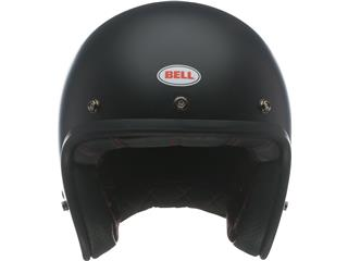 BELL Custom 500 DLX Helmet Solid Black Size S - 60d38109-2951-4280-be6b-9dc308a85301