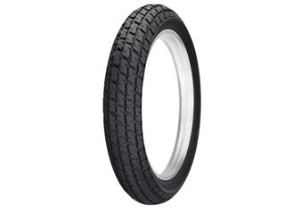 DUNLOP Tyre DT3 MEDIUM 130/80-19 M/C NHS TT