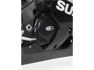 R&G RACING Right Crankcase Cover Black Suzuki GSX-R750
