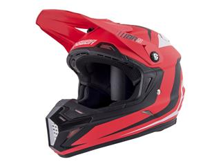 Casque ANSWER AR5 Pulse rouge/blanc taille S - 801101160368