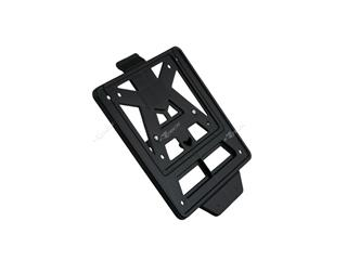 Support de plaque RACETECH noir