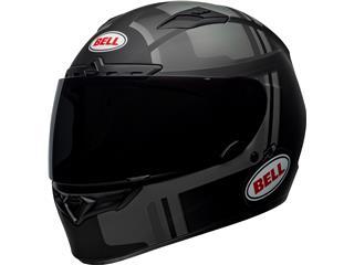 BELL Qualifier DLX Mips Helmet Torque Matte Black/Gray Size XXL - 800000151072