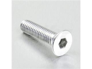 Tornillo de Aluminio Pro-bolt avellanado M6 x (1.00mm) x 25mm plata LCS625S - 49784