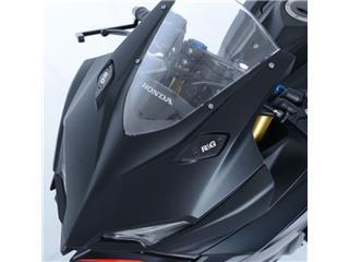 R&G RACING Mirror Blanking Plate Black Honda CBR250RR - 6159fc2a-ad6b-43d5-b2a3-831af363cd33