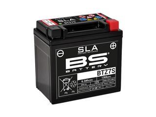 Batterie BS BATTERY BTZ7S SLA sans entretien activée usine - 321809