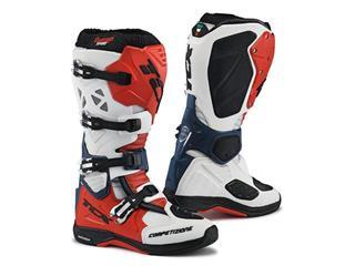 Boot Tcx Comp Ev. Mich White/Red/Blue/ Size 43