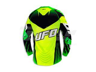 Camiseta UFO Voltage verde fluor talla XXXL MG04378DFLUXXXL