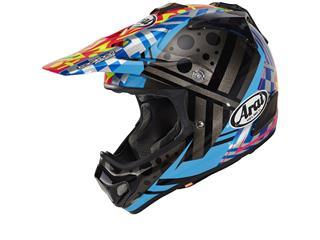 ARAI MX-V Helm Barcia-II Maat M