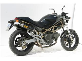 Silencieux double MIVV GP carbone Ducati Monster 600 - MVAD016L2S