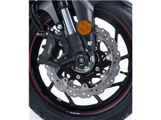 Protection de fouche R&G RACING noir Suzuki GSX-S750