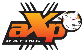 AXP Baxper Bumper HDPE Black Yamaha YFZ450R - AX1202