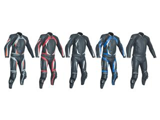 Pantalon RST Blade II cuir mi-saison noir taille L LL homme - 62e53a67-3f26-4abb-9907-0cb80211d4db