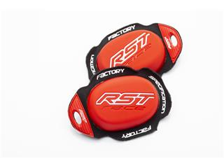 RST Factory Reverse Velcro Knee Sliders Rood - 821000040301