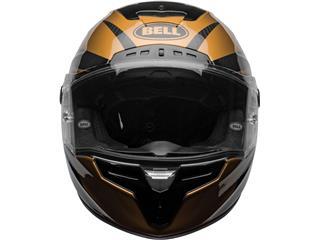 BELL Race Star Flex DLX Helmet Mate/Gloss Black/Gold Size L - 63066705-9e06-41c8-b4fc-b5d0580cf6f9