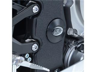 R&G RACING frame plug black Yamaha YZF-R1