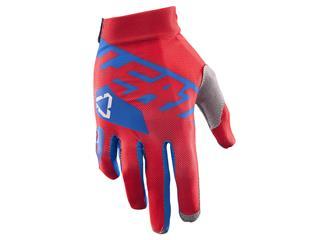 LEATT GPX 2.5 X-Flow Red/Blue Gloves Size XL (EU10 - US11)