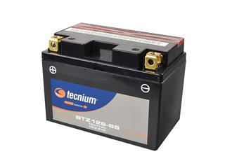 Batterie TECNIUM BTZ12S-BS sans entretien livrée avec pack acide - 329021