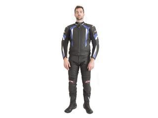 Veste RST R-16 cuir bleu taille S homme