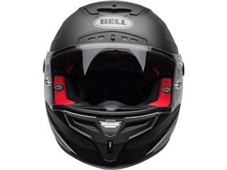 BELL Race Star Flex DLX Helmet Velocity Matte/Gloss Black Size L - 638d42a2-a666-4171-bbdc-ec2d909b621c