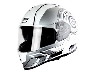 ORIGINE GT Tek Helmet Silver Size XS