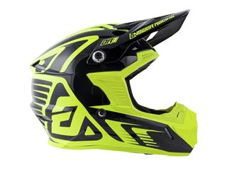 ANSWER AR1 Edge Helmet Black/Hyper Acid Size M - 64030f78-f842-4e9e-a4dc-66e30082c488