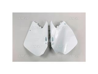 painéis laterais traseiros UFO Suzuki branca SU04900-041