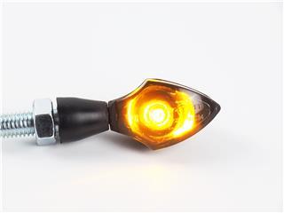 LIGHTECH Indicator Lights Led Aluminum Black