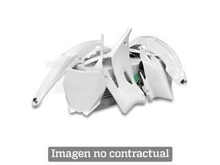 Kit plástica completo UFO Yamaha blanco YAKIT320-046